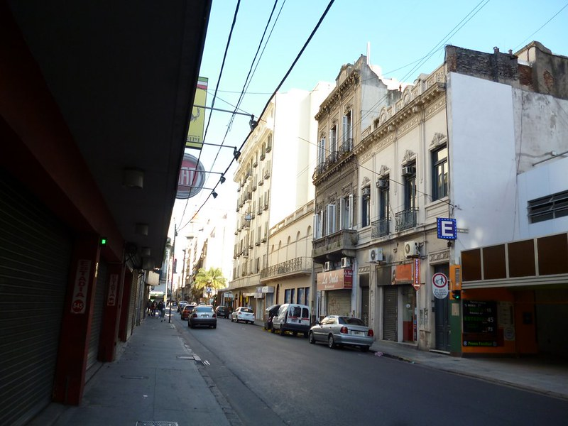 Street of Buenos Aires