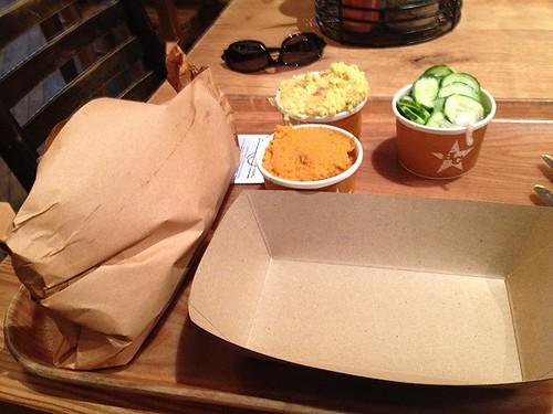 Tray O' Food