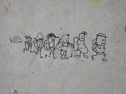Pilgrim doodles