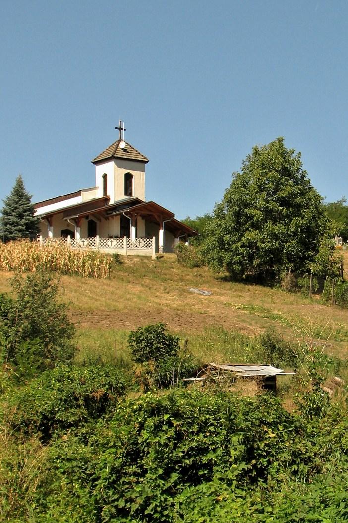 Kostol v Glabušovciach