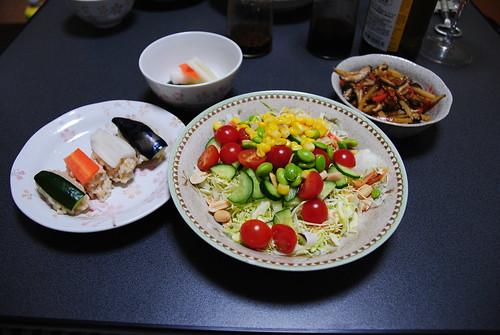 Tsukemono Sushi 001