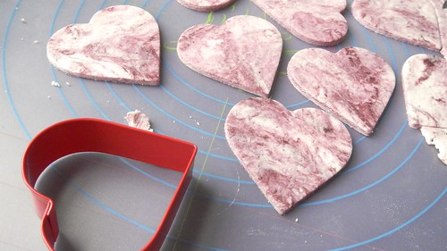 Salt Dough Hearts 10