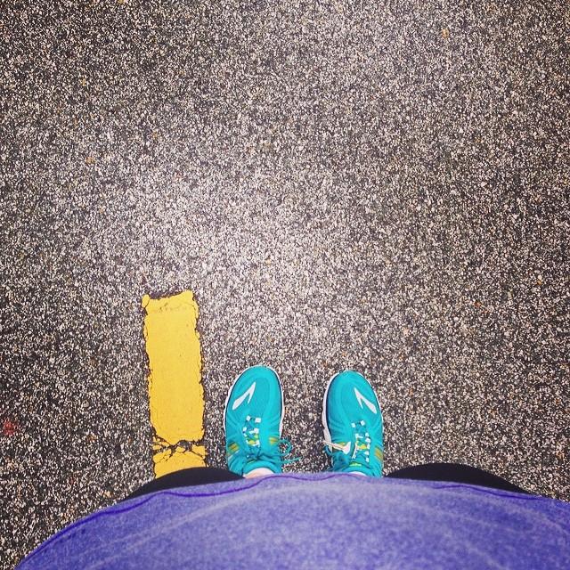 [56/365] Running Feet
