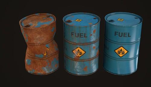 Barrel Variants