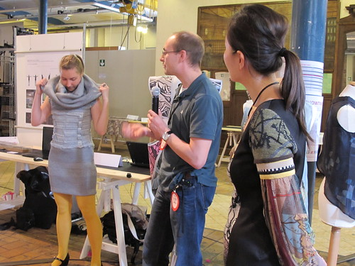 Smart Textiles Salon - Vibe-ing by Technology University Eindhoven