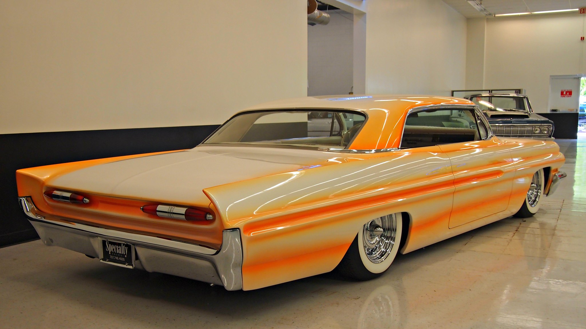 1962 Pontiac Grand Prix Modified