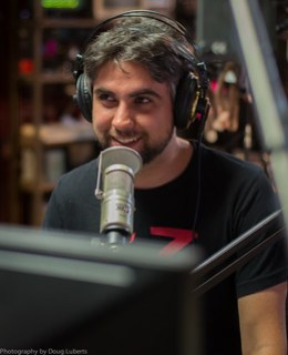 Justin Robert Young hosting Marian Call on TWiT's NSFW Show