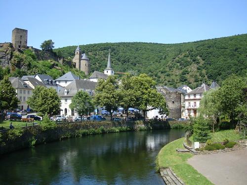 Esch Sauer - Luxemburg by Jens-Olaf