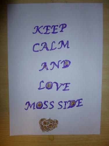 Love Moss Side by Deborah