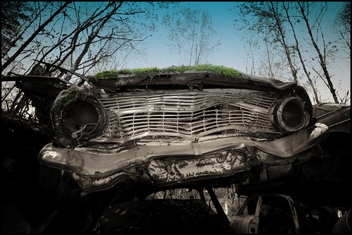 Opel. Bent Out Of Shape by Davidap2009