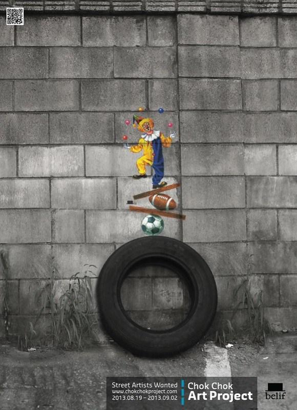 Belif-Cosmetic-Chok-Chok-art-project-Street-artists3