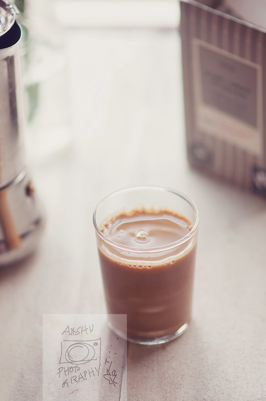 Day 348.365 – Coffee with new Espresso Pot