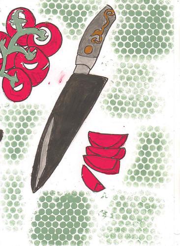 Lichtenstein style - G