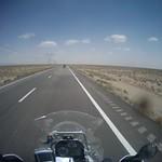 La strada per Sirjan