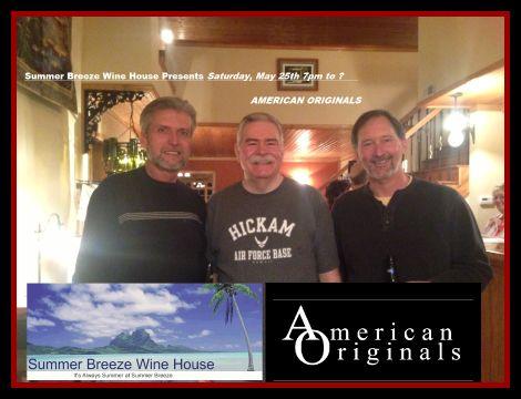 American Originals 5-25-13