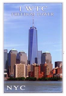 NY PC: One World Trade Center