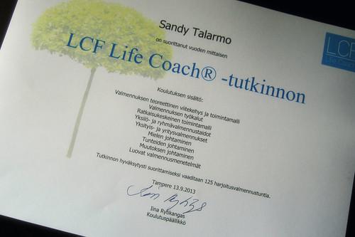 LCF Life Coach | valmistujaiset