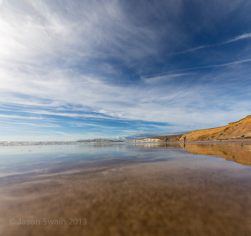 Indian Summer at Compton Bay