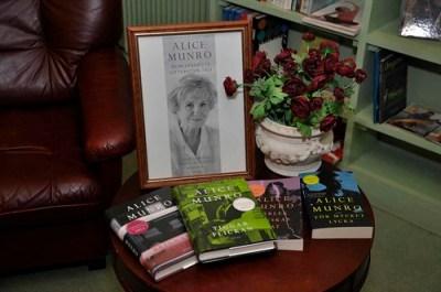 En hyllning till Nobelpristagaren Alice Munro.