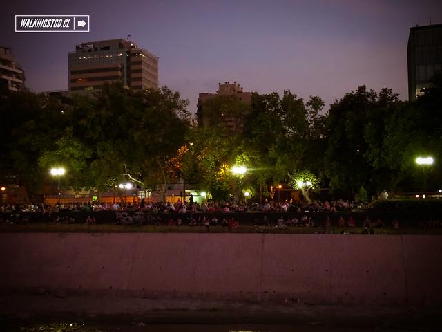 Festival Internacional de Jazz de #Providencia en #Santiago en el #ParqueDeLasEsculturas @JazzProvi @Muni_provi REGISTRO 16, 17 y 18 de enero 2014