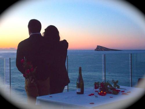 San Valentín en Benidorm Amor