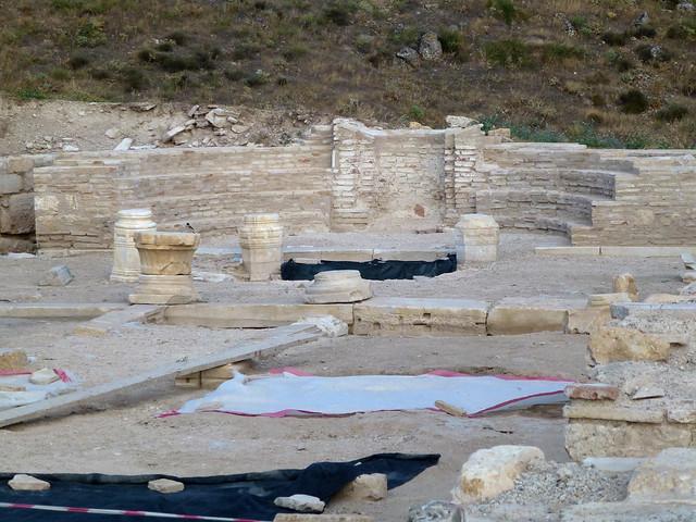 Turquie - jour 12 - De Kas à Pamukkale - 174 - Tombe de l'apôtre Philippe