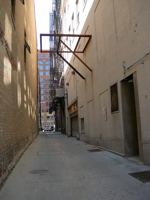 Benham Alley - CBD, Cincinnati, OH