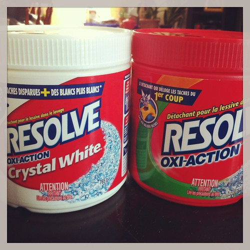 Resolve  Spray & Wash
