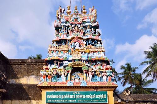 India - Tamil Nadu - Trichy - Srirangam - Sri Ranganathaswamy Temple - 37