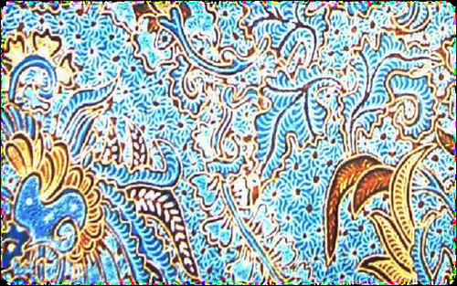 Batik Kitiran