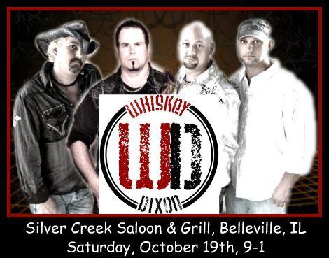 Whiskey Dixon 10-19-13