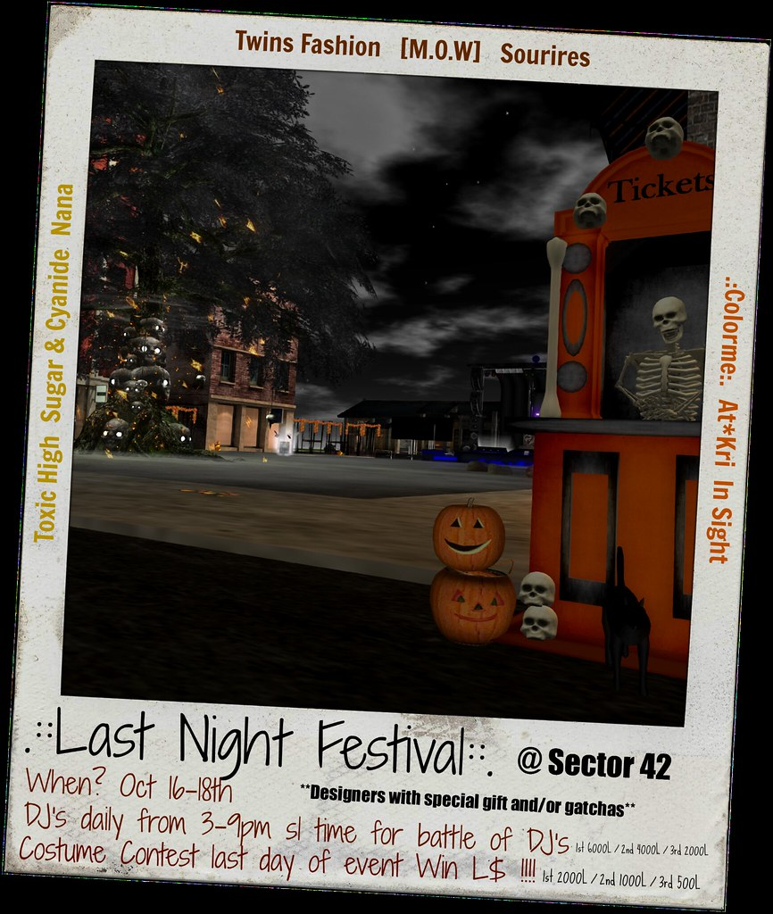 Last Night Festival