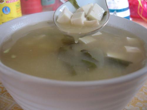 Doris Miso Soup
