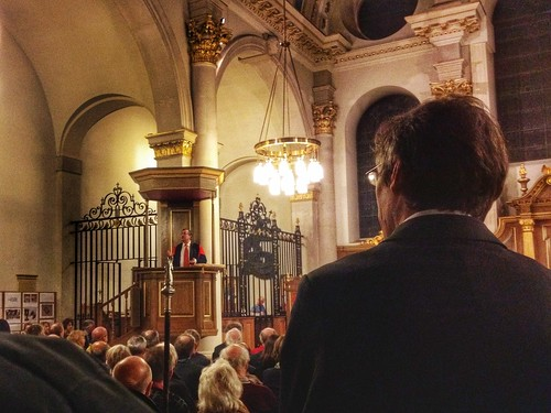 Alister McGrath, Boyle Lecture 2014, St. Mary le Bow Church