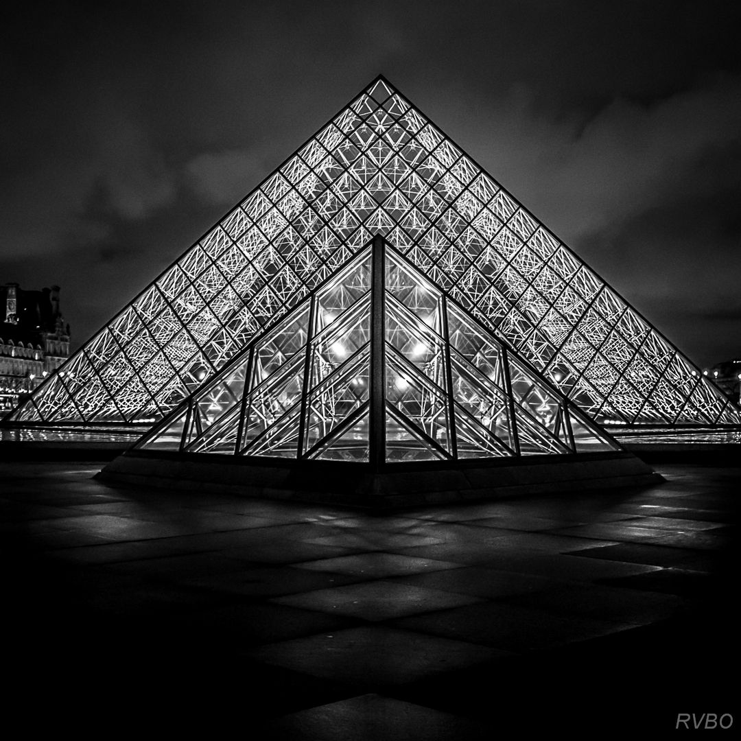 Pyramides au carré