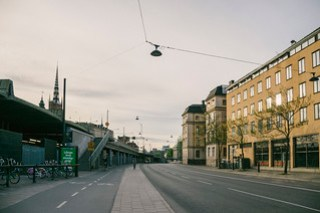 Stockholm May 2016