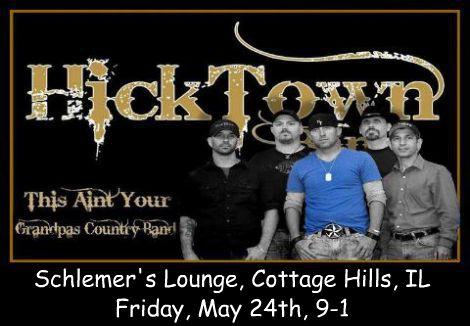 Hicktown 5-24-13