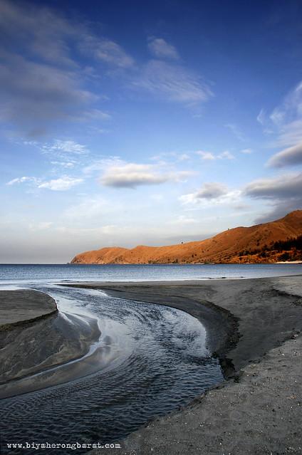 Morning in Nagsasa Cove San Antonio Zambales