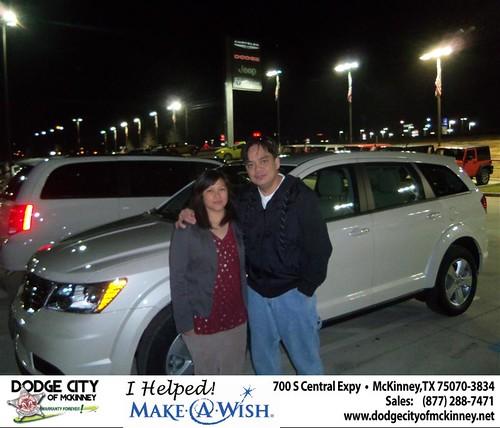 Dodge City of McKinney would like to wish a Happy Birthday to Carlo Santos! by Dodge City McKinney Texas