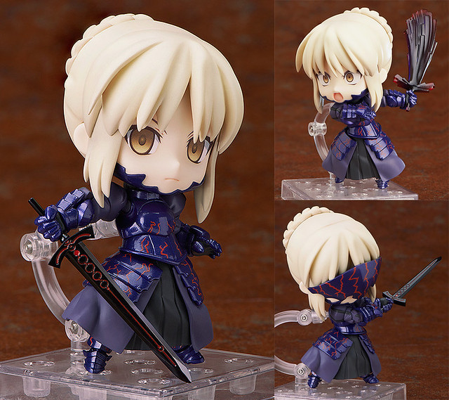 Nendoroid Saber Alter: Super Movable Edition is Available for Pre-Order and Previewed by Kahotan