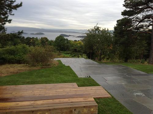 Ekeberg Park, Oslo. Noruega