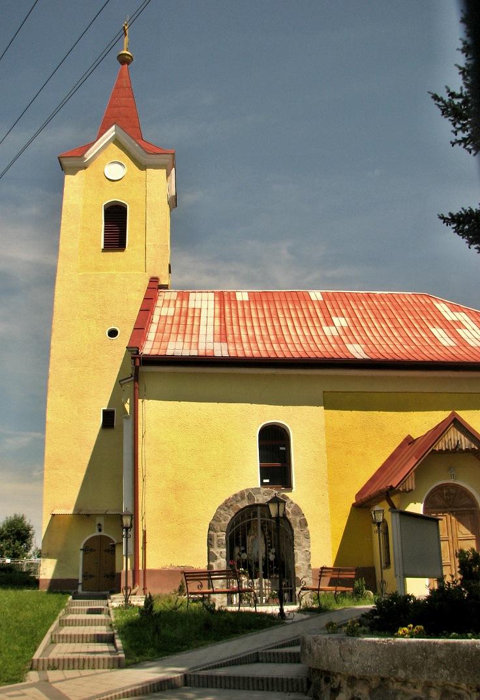 Kostol v Kamenných Kosihách