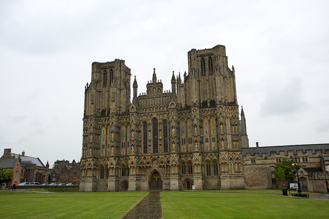 Wells Cathedral 웰스 대성당