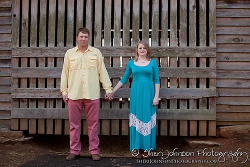Kristin & Daniel Farm Engagement Session