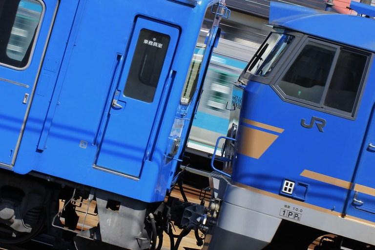 EF510-515+キハ141PDC