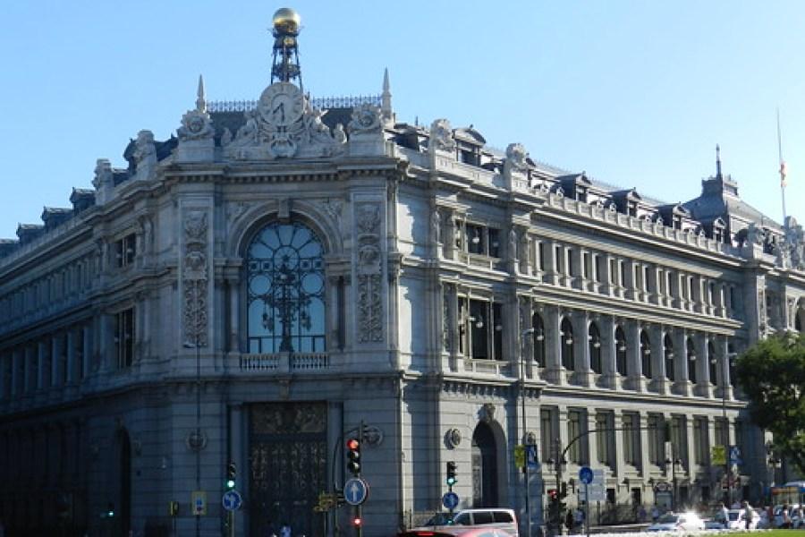 Madrid sede Banco de España 01