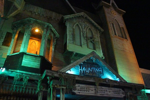 Legends, A Haunting at Old Town