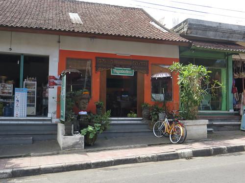 'loving hut' ubud, bali