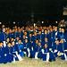 Jueves Santo 17-4-2003-Plaza Ayuntamiento al terminar la procesion.1-¦ AN¦âO QUE SACAMOS AL CRISTO