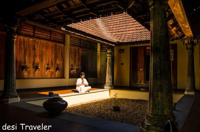 Kerala Ayurveda Healing Resort